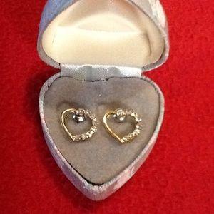 New in box earrings.